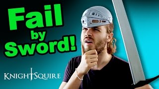 The Science of Sword Fighting?