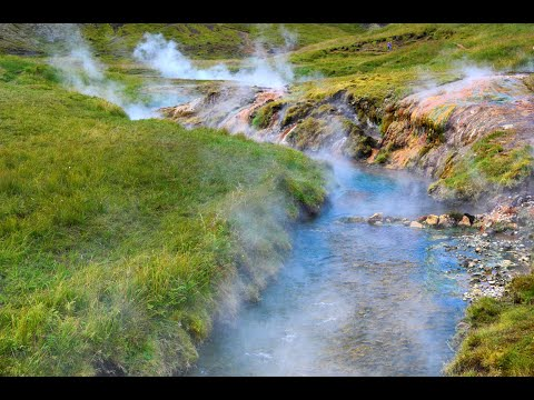 Iceland - Hot River, Day 3