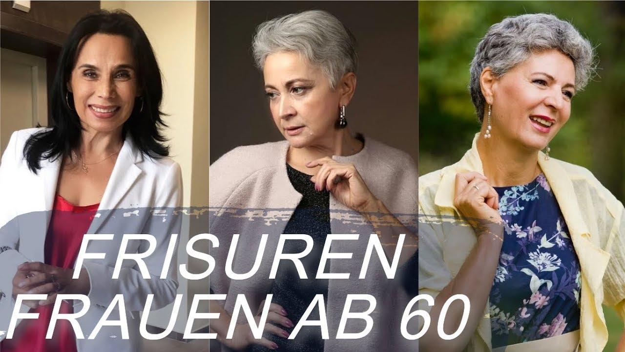 20 Ideen Zu Frisuren Für Frauen Ab 60 Frühlings 2019