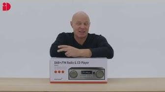 Intertronic DAB+ Radio & CD-Spieler im Test