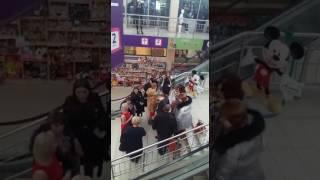 Невеста потеряла жениха в торговом центре (часть 1)