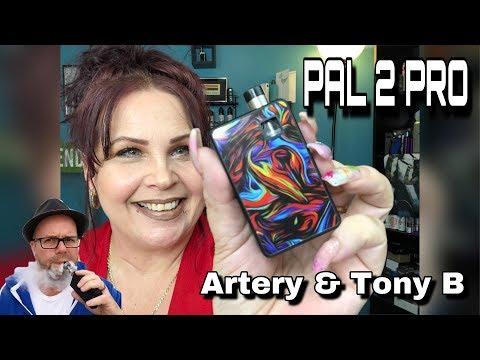 Artery Pal 2 Pro AIO a Tony B Project