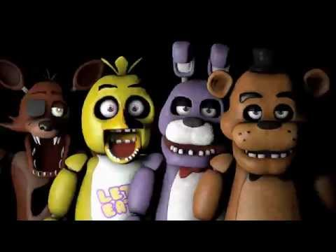 SFM FNAF Tribute Music