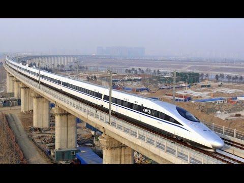 Fastest Train of the World in Dubai - Hyperloop Train in