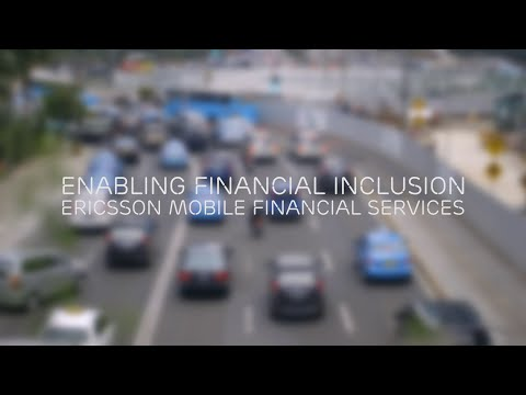 Enabling social inclusion with Ericsson Mobile Financial Services