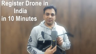 How to Register Drone in India in just 10 minutes  DGCA new 2020 guidelines ! Get OAC & DAC Quickly