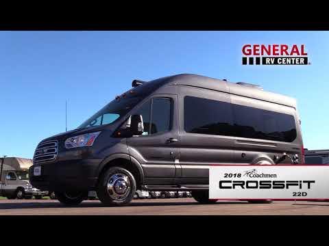 General RV Center | 2018 Coachmen Crossfit 22D | Class B Motorhome.