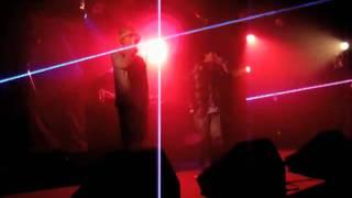 """2011/01/29 大阪 船場ロケッツで行われた「Design リリースツアー」の""""g..."""