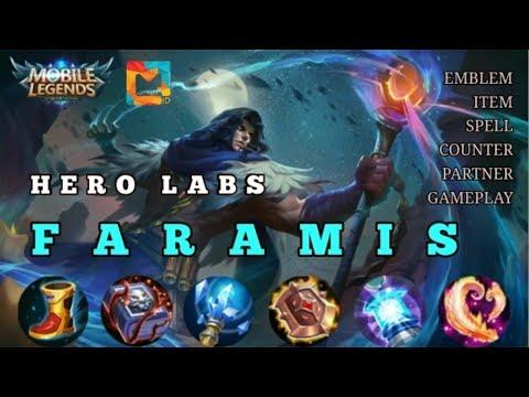 Tutorial ITEM TERSAKIT FARAMIS - Emblem Spell Gameplay - MGL Indonesia