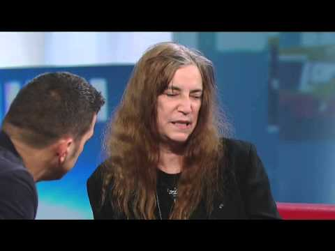 Patti Smith On Love And Loss