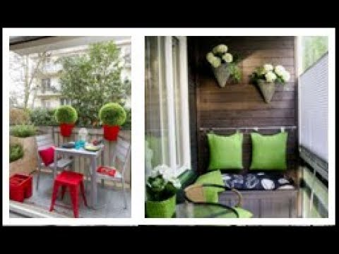 Balcon O Terraza Pequeña 40 Mejores Ideas Para Que Te Inspires