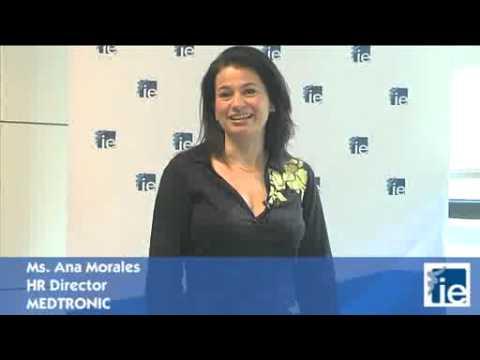 Ana Morales, Medtronic - Advanced Management Program - Blended Edition 2012