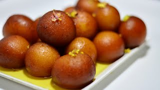 Gulab Jamun Recipe (using khoya) | How to make Gulab Jamun