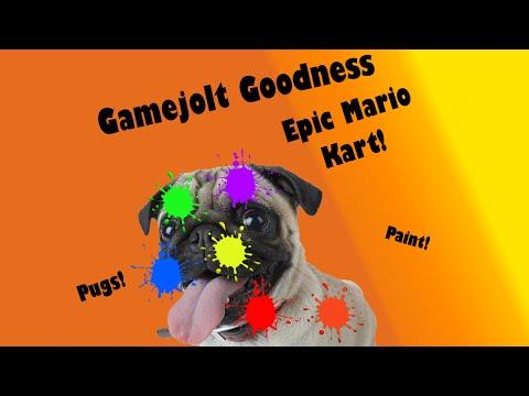 Gamejolt Goodness Epic Mario Kart!