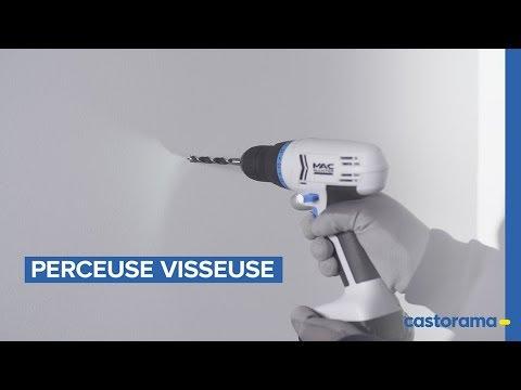 Comment Utiliser Une Perceuse Visseuse Castorama