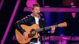 Marko || Elvis Presley - Jailhouse Rock || The Voice Kids 2019 (Germany) NOT the boy from Storybooth