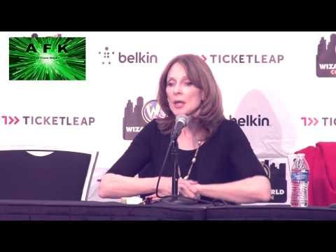 2012 Austin Comic Con: The Women of Star Trek - Marina Sirtis and Gates McFadden