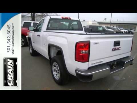 2014 gmc sierra 1500 conway ar little rock ar 4gt5958a sold youtube. Black Bedroom Furniture Sets. Home Design Ideas