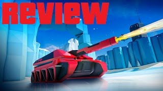 Battlezone Review Playstation VR