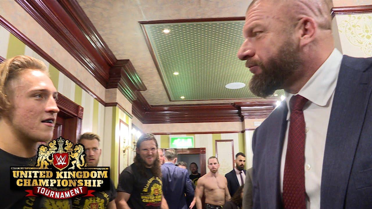 Triple H Praises WWE UK Title Match, Talks DIY, Asuka Dominating, Roderick Strong, More (Video)