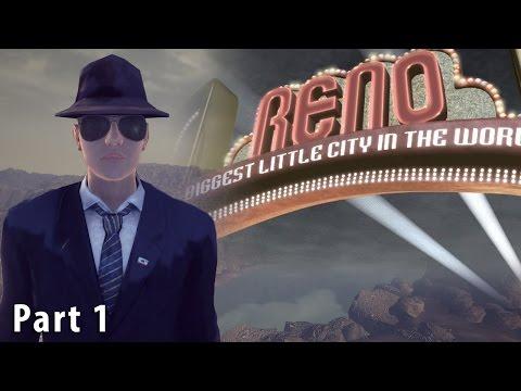 New Vegas:Tales of New Reno - Part 1