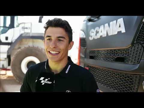 Marc Marquéz - Scania XT