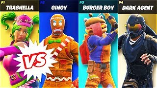SUPER SMASH BROS in Fortnite Battle Royale