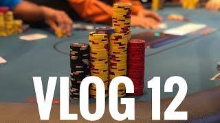 All Nighters & Massive Bluffs | Poker VLog 12