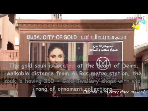 GOLD SOUK DUBAI*රත්ත්රන් ගැන හොයන ඔබට ඩුබායි රත්තරེ*The World's LARGEST Gold Market – in Dubai