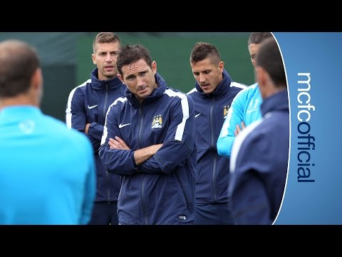 FRANK LAMPARD EXCLUSIVE | Interview with CityTV