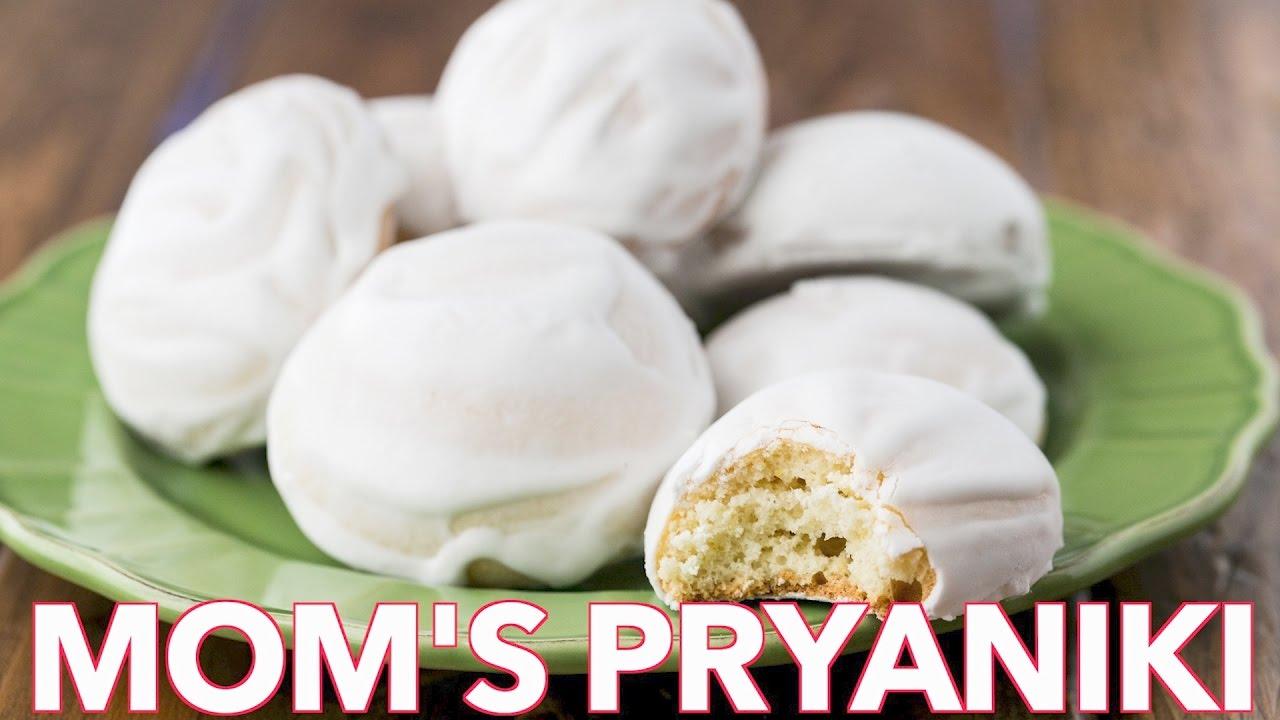 Dessert: Mom\'s Pryaniki Cookies - Natashas Kitchen - YouTube