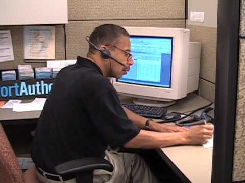 Port Authority Help Desk