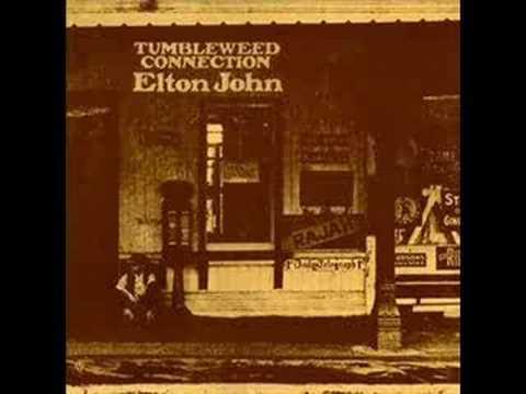 Ballad of a Well-Known Gun - Elton John (Tumbleweed Connection 1 of 10)