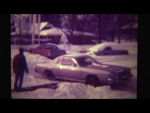 18 inches of SNOW in Charleston, MO 1/18/1978