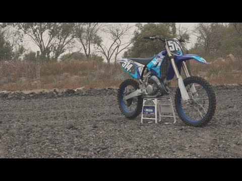 Test Ride Of The Bill's Pipes Tuned Yamaha YZ125