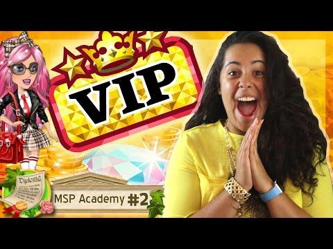 I GOT VIP!! (MSP Academy #2)