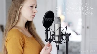 The Chainsmokers Feat Phoebe Ryan All We Know Cover By Lina Walbracht