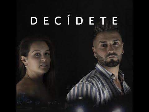 REYES GARCÍA  Y GLORIA MONERRI - DECÍDETE (VIDEOCLIP OFICIAL)