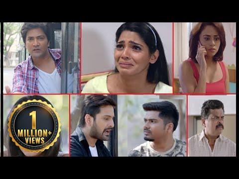 Download Bus Stop (2017) - बस स्टॉप - Aniket - Amruta - Pooja - Siddharth - Rasika - Marathi Emotional Scenes