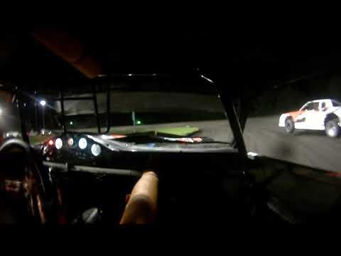 2019 Adams County Speedway Stock Car Heat Race - Heath Tulp #50