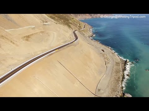 WOW: New Highway 1 south of Big Sur open