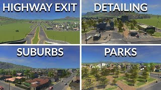 How To Start a Cİty For 2020/2021 - Cities Skylines Tutorial