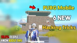 PUBG Mobile New 6 Hacking Tips And Tricks 99.9% Don't Know About This Secrets !