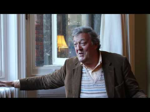 Stephen Fry on Mental Health and Intersectionality, QI and Gender