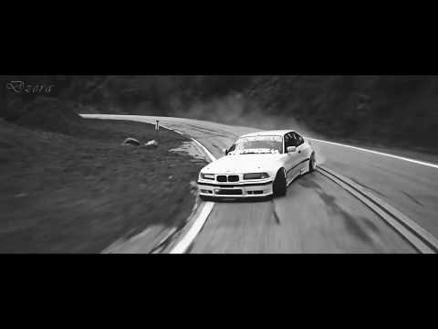Post Malone - rockstar ft. 21 Savage / BMW E36 Mountain Drifting