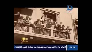 العاشرة مساء| أسرار الملك فاروق على جدران مقهى  بحى بحرى بالأسكندرية