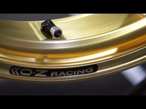 """alpha Technik  """"OZ-Racing Felgen"""""""
