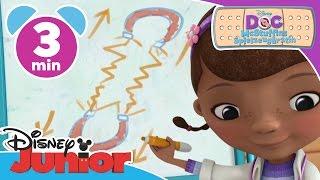 Das magnetische Rätsel - Doc McStuffins | Disney Junior Kurzgeschichten