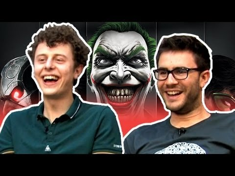 Thumbnail: Cyprien Norman - Injustice