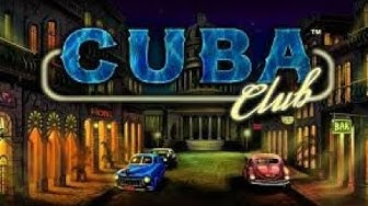 NEW GAME!!!! CUBA CLUB - Feature Bonus!